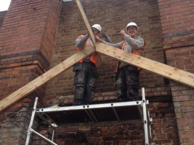 Church Gate Leicester 1178