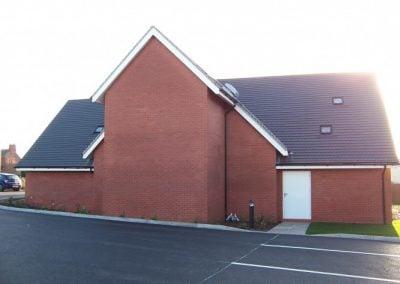 St Charles Catholic Church Measham 394
