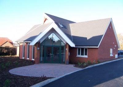 St Charles Catholic Church Measham 395