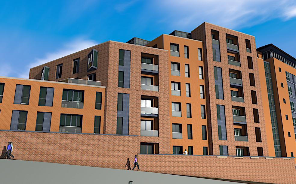 A fabulous new development for J A Ball Ltd