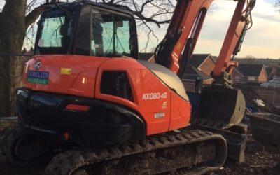 New machinery additions